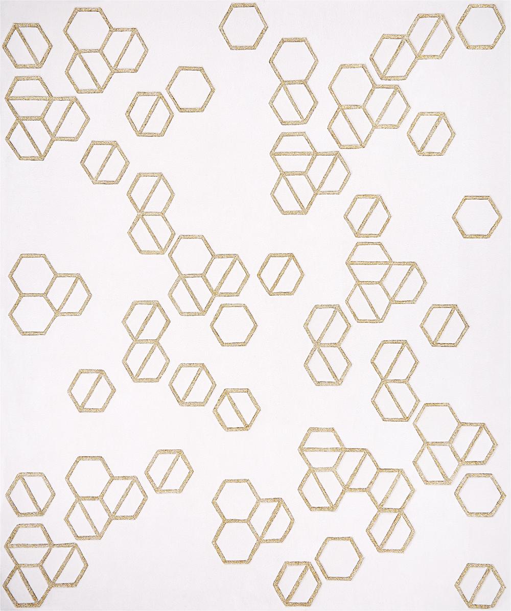 EPSILON_Meta-Geo Collection_By Loomah Bespoke Carpets & Rugs