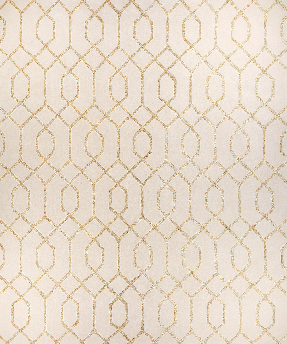 TRAPEZIA_Meta-Geo Collection_By Loomah Bespoke Carpets & Rugs